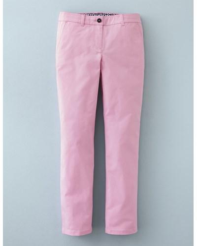 Boden damen 7 8 chinohose rosa boden 20 reduziert for Johnny boden damen