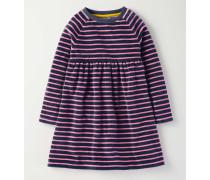 Gemütliches Kleid aus Nicki Dunkelgrau