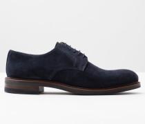 Corby Derby-Schuhe Navy Herren