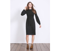 Erin Strickkleid Black Damen