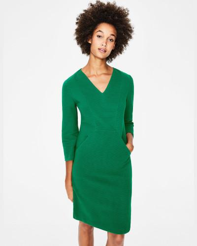 Bronte Ottomankleid Green Damen