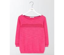 Ava Pullover Pink Damen