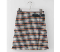 Irene Kilt Orange Damen Boden