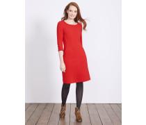 Hannah Jerseykleid Red Damen