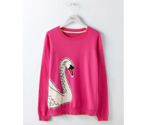 Maisie Pullover Pink Damen