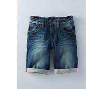 Jeansshorts Blau Jungen