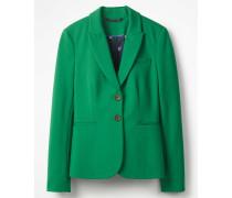 Elizabeth Ponte-Blazer Green Damen