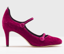 Federica Pumps Purple Damen