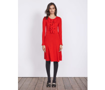 Noelle Strickkleid Red Damen