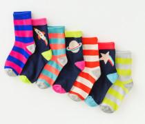7er-Pack Socken SPC Mädchen