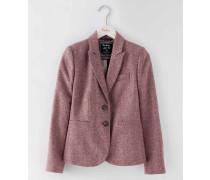 Elizabeth Blazer aus britischem Tweed Pink Damen