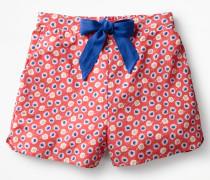 Suzie Pyjamashorts Pink Damen