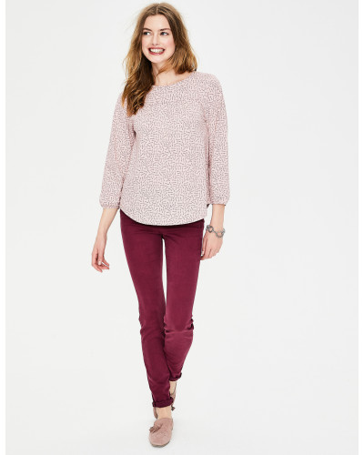 Freya Jersey-Shirt Pink Damen