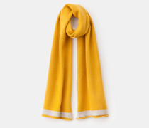 Kaschmirschal Yellow Damen