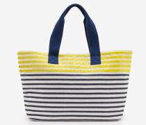 Milos Strandtasche Yellow Damen