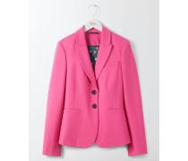 Elizabeth Ponte-Blazer Pink Damen