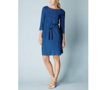Peggy Kleid mit Zugband Denim Damen