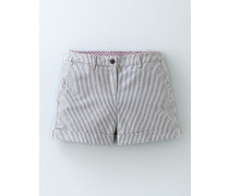 Chinoshorts Gestreift Damen