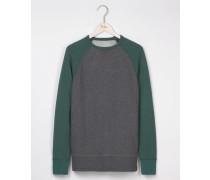 Turner Sweatshirt Grün Herren