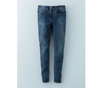 7/8-Jeans mit Reißverschluss Vintage Denim Damen