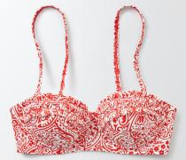 Antibes Bikinioberteil mit Körbchen Red Damen