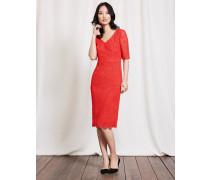 Carin Kleid Rot Damen