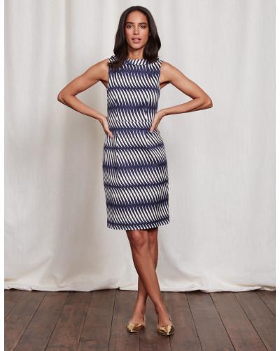 Martha Kleid Blue Damen