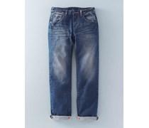 Gerade Jeans Hellblau Jungen Boden