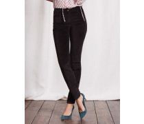 Schmale Jeans mit mittelhoher Taille BLA Damen