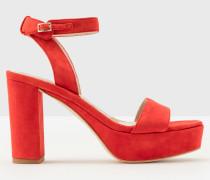 Delanie Pumps Red Damen