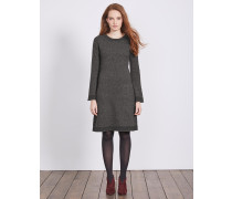 Claudie Strickkleid Grey Damen