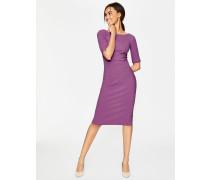 Kaia Ottoman-Kleid Purple Damen