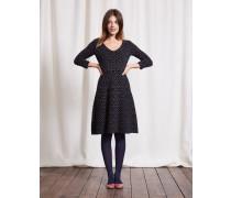 Annabel Kleid Grau Damen Boden