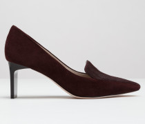 Amber Pumps Lila Damen