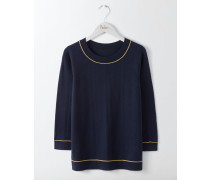 Petronella Pullover Navy Damen