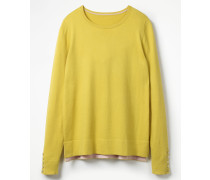 Tilly Pullover Yellow Damen