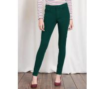 Mayfair Bi-Stretch-Jeans Dunkelgrün Damen