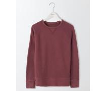 Turner Sweatshirt Rot Herren