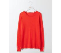 Tilly Pullover Red Damen