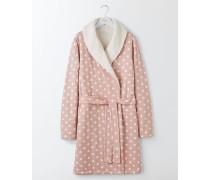 Gemütlicher Morgenmantel aus Jersey Pink Damen