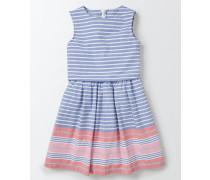 Iris Kleid Blau Mädchen
