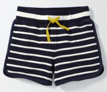 Retro-Shorts Navy Mädchen