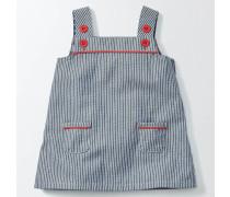 Retro-Trägerkleid Gestreift Baby Boden