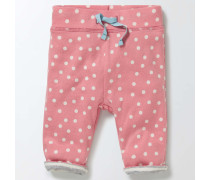 Superweiche Wendehose Pink Baby Boden
