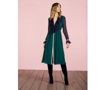 Winifred Midikleid Green Damen