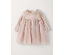 Glitzerndes Partykleid Pink Baby Boden