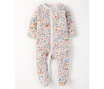 Superweicher Babyschlafanzug Bunt Baby Boden