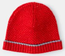 Wollmütze Red Herren