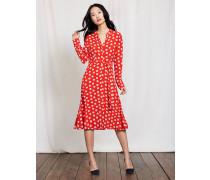 Jessica Kleid Rot Damen