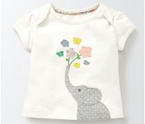 Hübsches Patchwork-T-Shirt NTL Baby Boden